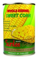 Сanned sweet corn 15oz