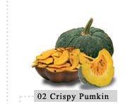 Сrispy Pumpkin