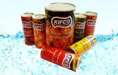 Nata de CoCo in Fruit Juice