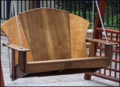 Hardwood swing