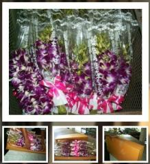 Orchid Bouquets Cut Flower from Thai Beautiful