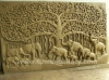 Decorative Wall Plaque Provide Image Of
