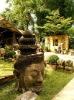 Khmer Face [OHK001] Statue