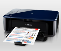 Canon E500 Printer