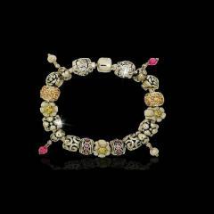 Elegance Silver Bracelet