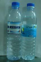 Drinking Water and Mineral Water