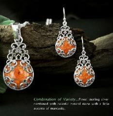 Ladies Jewelry Set