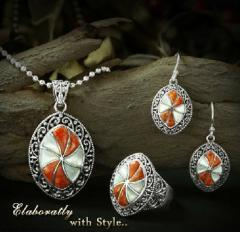 Womens Jewelry Set