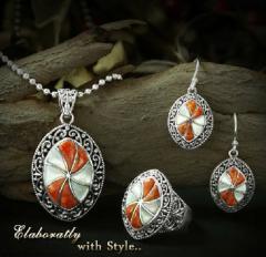 Womens Jewelry Set