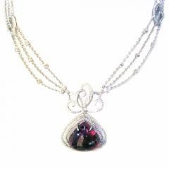 Rubylite Necklace