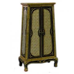 Arabic Design Decorative Cabinet