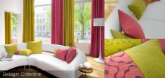 Bellagio Curtain Collection