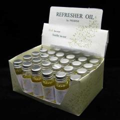 Refreshing Oil