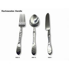 Stainless Steel Tableware (Rachawadee Handle)