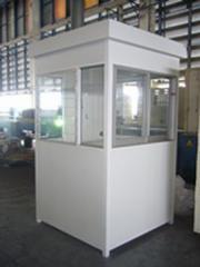 Plastwood security box