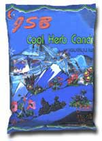 Cool herb candy