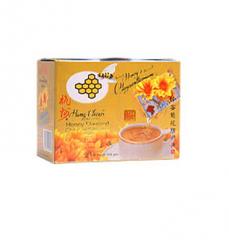 Instant Chrysanthemum with honey