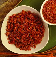 Long Grain Red Cargo Rice