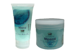 Mineral Salt Body Scrub