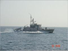 Fast Attack Missile Craft