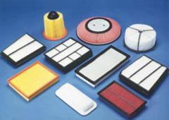 Plastic Type Air Cleaner