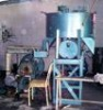 Machinery to produce charcoal briquetts starting