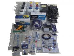 Minimum starter package to refill inkjet