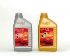 Sun'soil 4T Syn Tech (Semi Synthetic)
