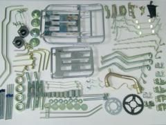 Automotive Parts Zn - Plating