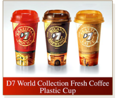 D7 World Collection Fresh Coffee