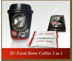 Fresh Brew Coffee 3 in 1