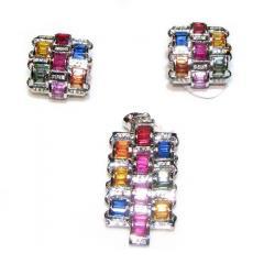 Sapphire Jewellery Set