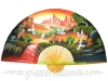 Home Decoration Bamboo Fan