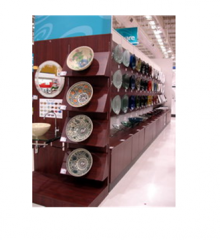 Display systems for specialty retailers