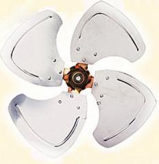 Aluminum Fan Blade (Round Type)