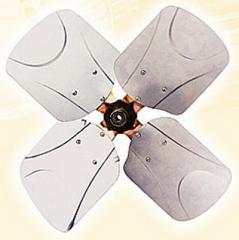 Aluminum Fan Blade (Square Type)