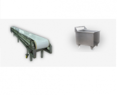 Stainless steel equipments