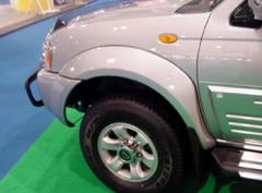 Fender Flares - Wheel Arches