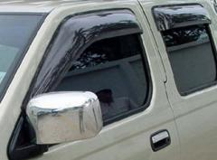 Wind Deflectors: Slim Line