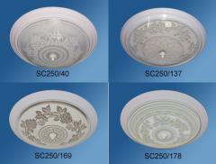 SC250 Ceiling Lighting for 32w fluorescent lamp