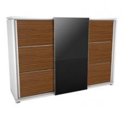 Three cabinet doors ZCL-1820