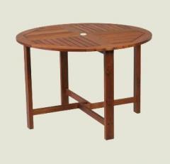 Round Umbrella table