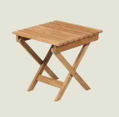 Private Folding table