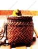 Small Bamboo Weave Bag HANDMADE