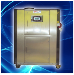 Dehumidifier around powerful molar