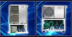 Package. Air Cooled Chiller
