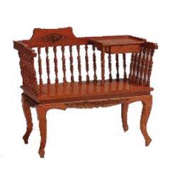 Telephone Chair 'English Daisy'
