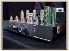 Integrated stereo tube amplifier SE 18