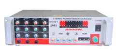 Stereo Power Mixer Karaoke KTV-892T