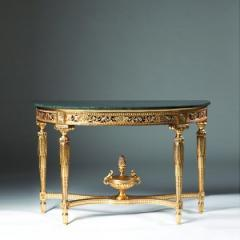 Classic 'Louis XVI' Console with Urn